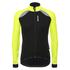 Santini Polar Windstopper Winter Jacket - Yellow: Image 2
