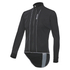 Santini Reef Water and Wind Long Sleeve Jersey - Black: Image 1