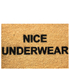 Nice Underwear Doormat: Image 1