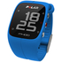 Polar M400 GPS Running Watch - Blue: Image 1