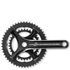 Campagnolo Potenza 11 Speed Power Torque Chainset - Black: Image 1