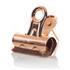 Push Pin Bulldog Clips - Rose Gold: Image 2