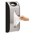 simplehuman Wall Mount Brushed Steel Carrier Bag Dispenser: Image 2