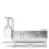 simplehuman Compact Brushed Steel Dish Rack: Image 2