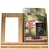 Sagaform Oval Oak Cookbook Stand: Image 1