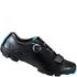 Shimano XC7 SPD MTB Cycling Shoes - Black: Image 1