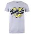 DC Comics Men's Torn Batman T-Shirt - Sport Grey: Image 1