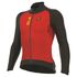 Alé Nordik Medium Jacket - Black/Red: Image 1