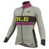 Alé Women's PRR Bering Winter Jacket - Grey/Purple: Image 1