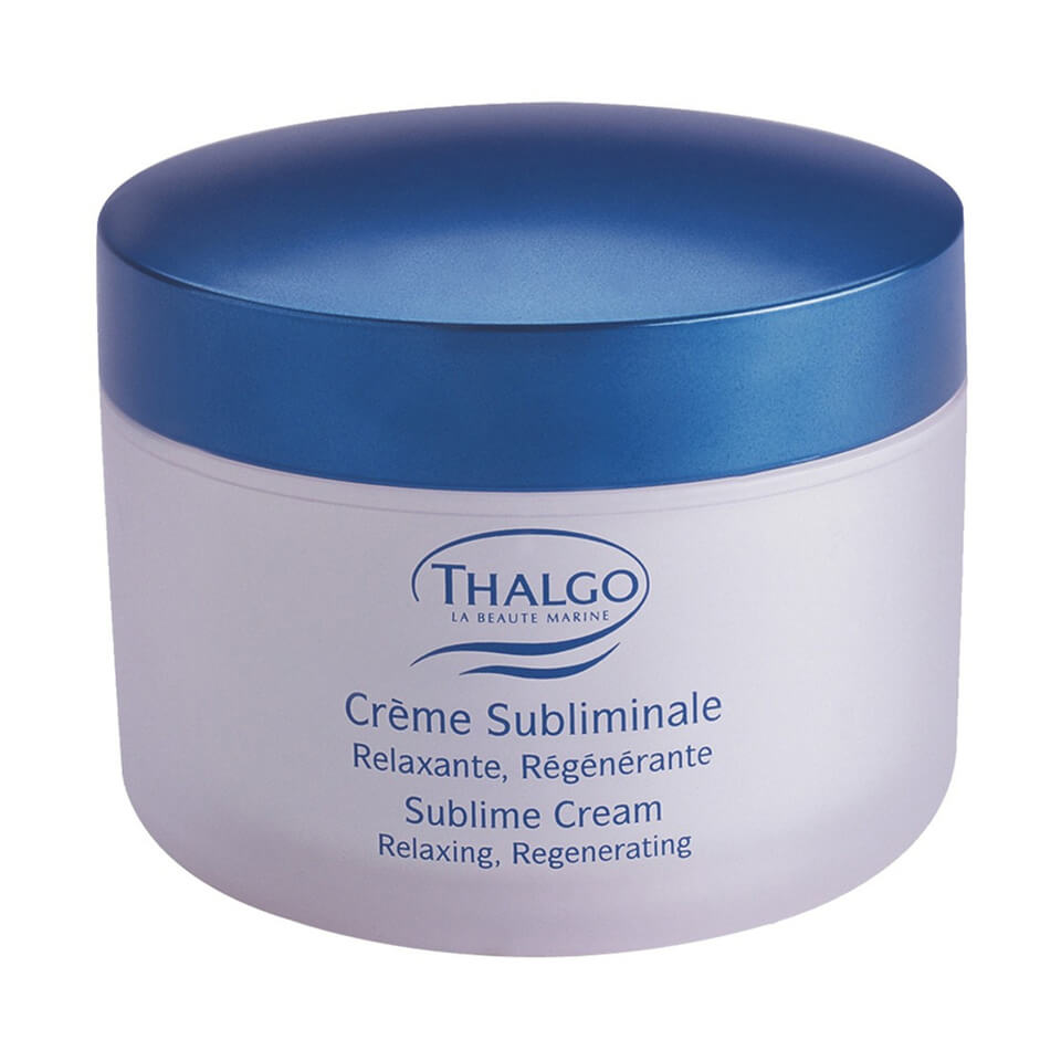 thalgo sublime cream 200ml free delivery. Black Bedroom Furniture Sets. Home Design Ideas