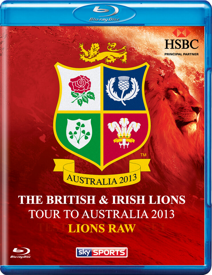 Lions Tour Documentary