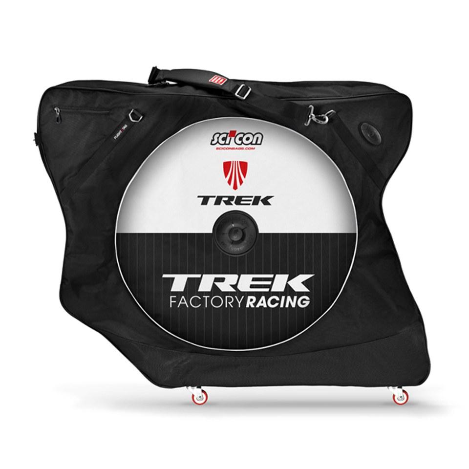 Scicon Aerocomfort 2 0 Tsa Bike Bag Black Team Trek
