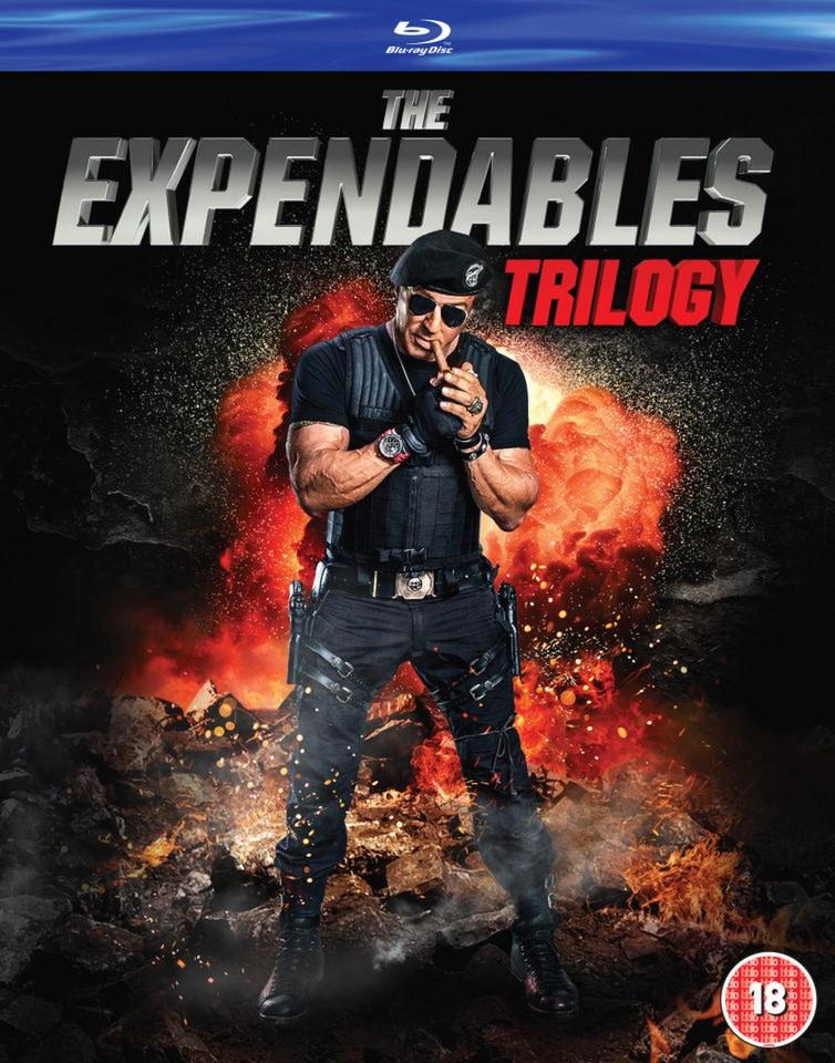 Expendables 1 3 Box Set Blu Ray Zavvi Com