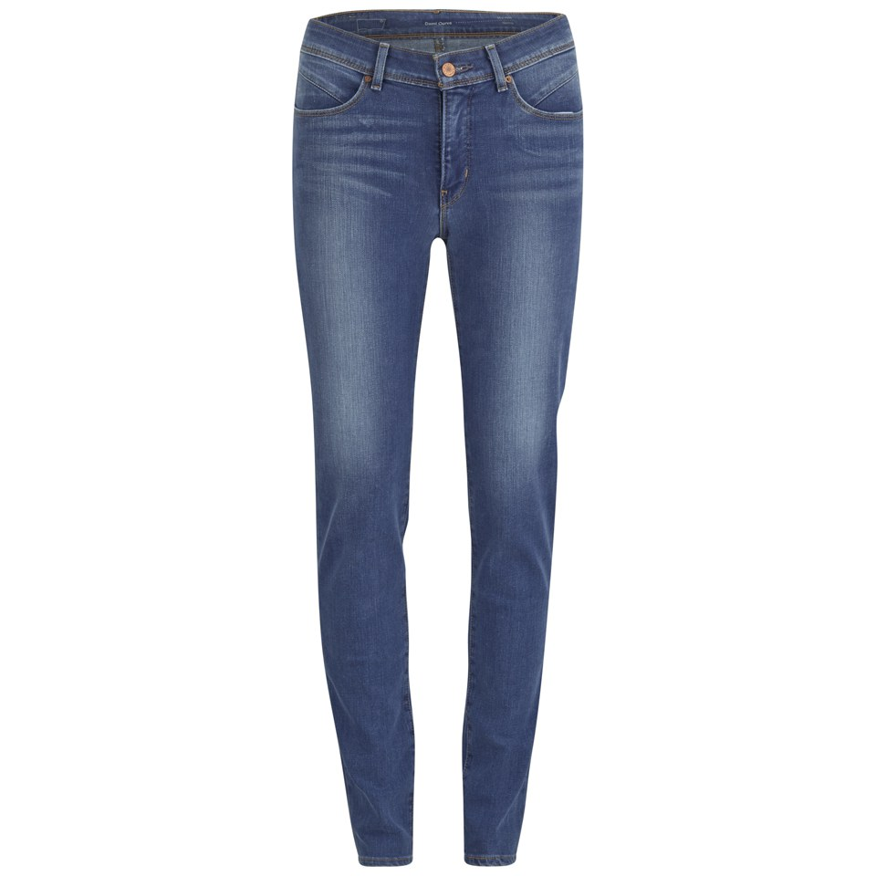 Levis Womens Revel Skinny Jeans Authentic Sky Womens Clothing