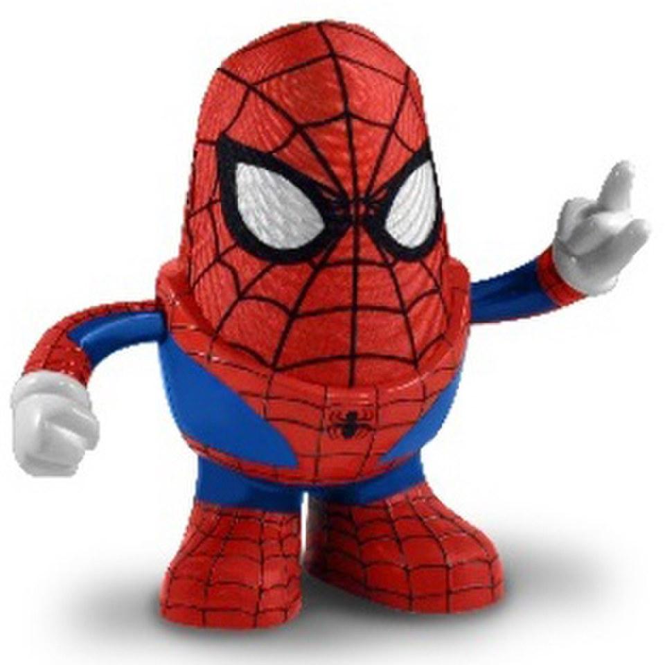 Marvel Mr Potato Head Spider Man Action Figure Iwoot