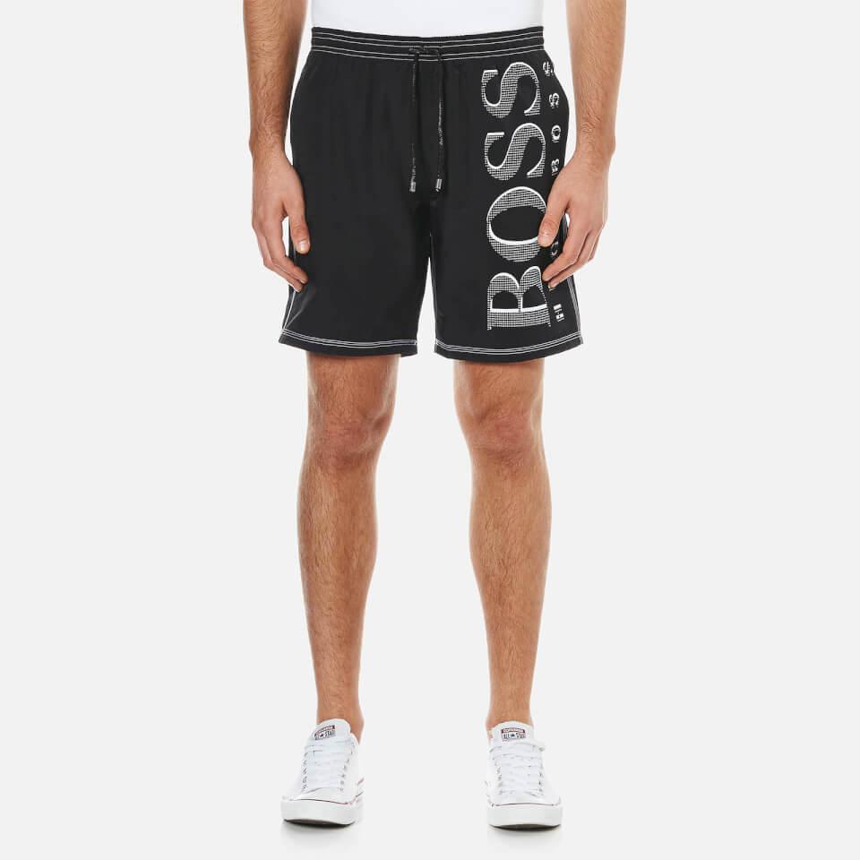 BOSS Hugo Boss Mens Killifish Swim Shorts Black Underwear