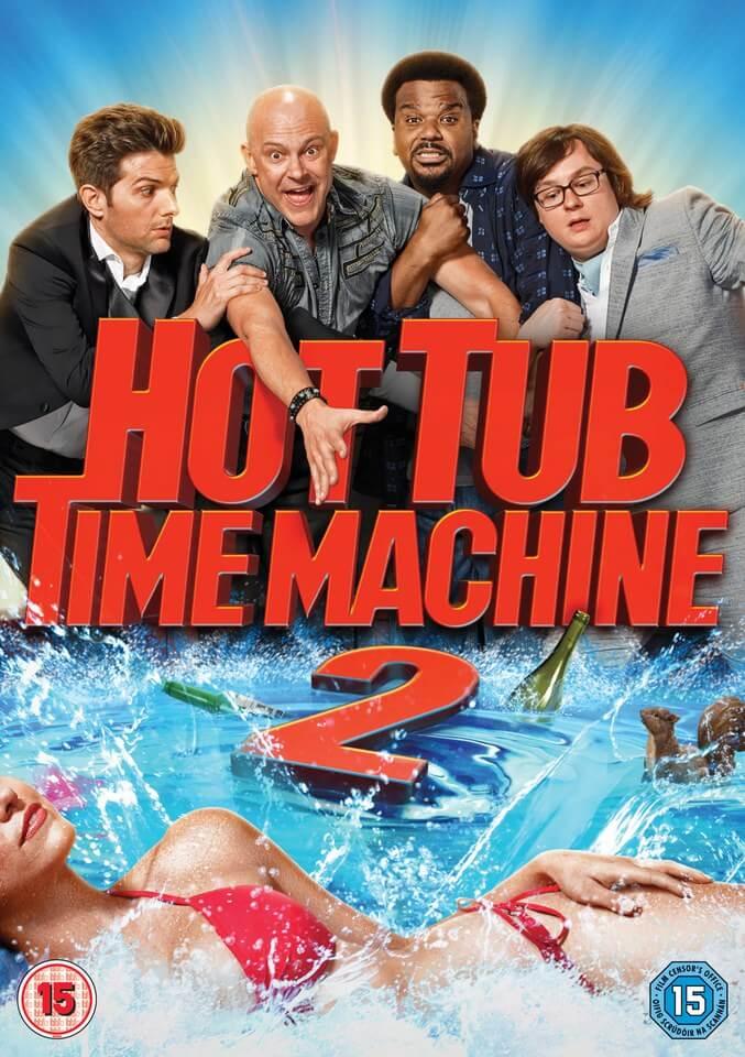Hot Tub Time Machine Full Movie - HD Movies