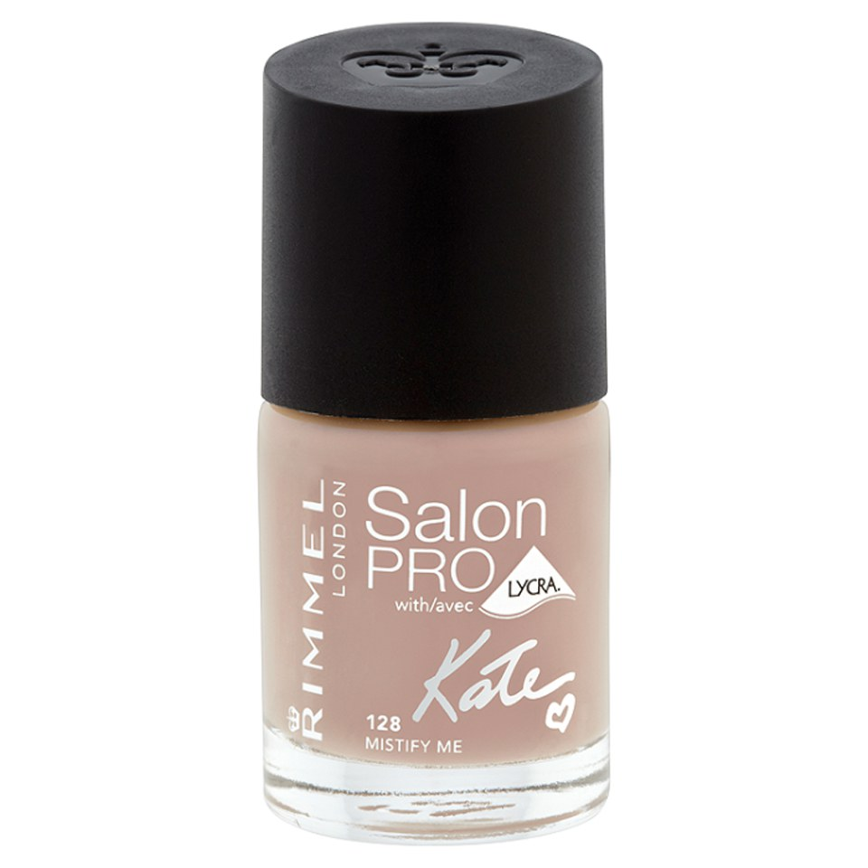 rimmel kate salon pro nail polish 128 mystify me