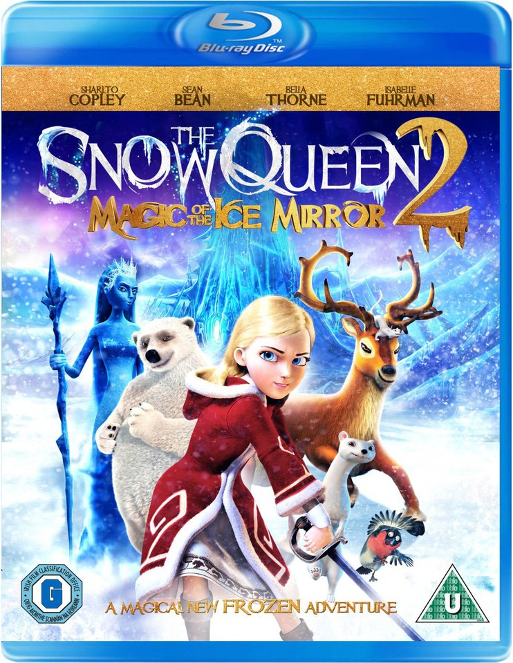 The snow queen magic of the ice mirror blu ray for Mirror 2 full movie