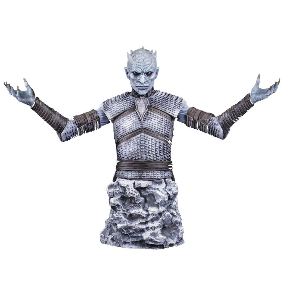 Statuette Night King: Game Of Thrones Night's King Bust 23 Cm Merchandise