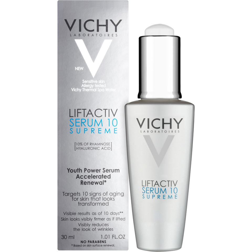 Vichy Liftactiv 10 Supreme Serum 30ml Free Delivery