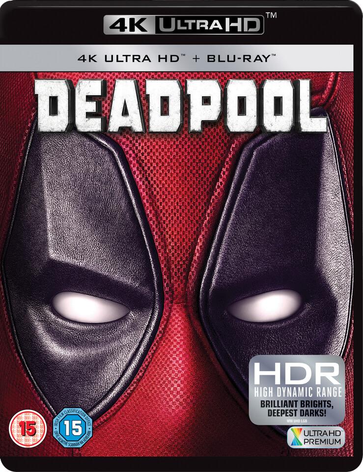 Deadpool - 4K Ultra HD Blu-ray | Zavvi.com