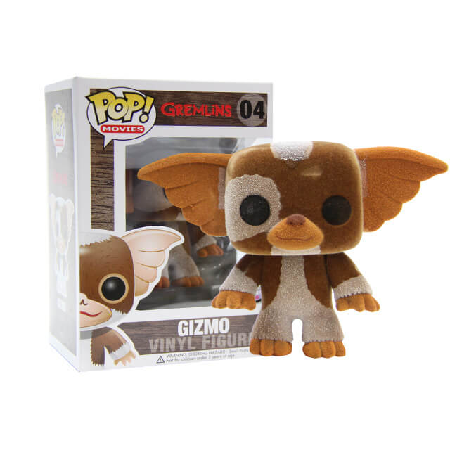 Funko Gizmo Sdcc 2011 Flocked Pop Vinyl Pop In A Box Uk