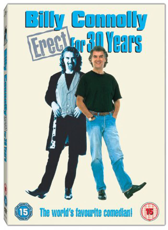 Billy connolly erect for 30 years dvdrip x264 aac aus mp4