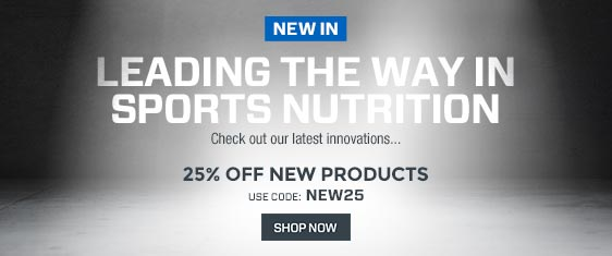 25% Off New Products