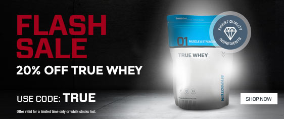 20% off True Whey