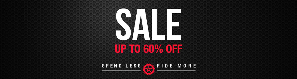 Save up to 60% off on selected cycle clothing, equipment and components at Probikekit.com