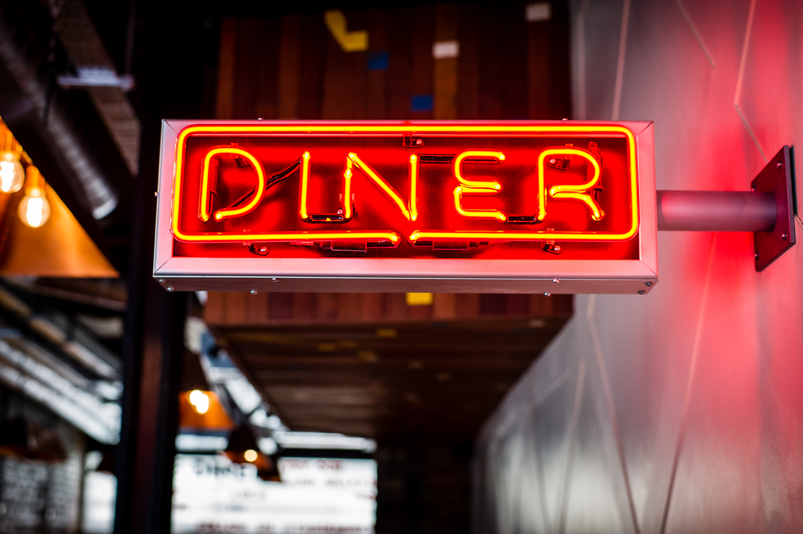 the diner camden food coggles