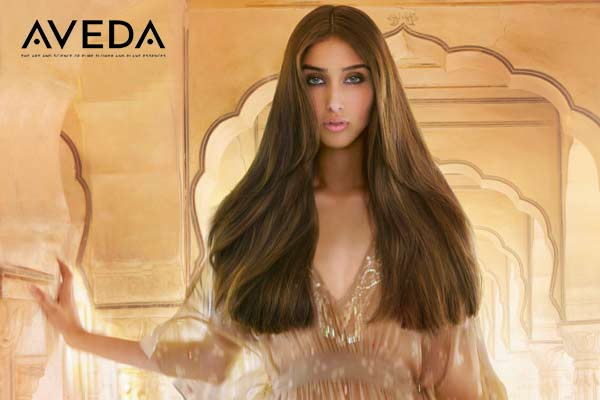 Give Your Hair The Power Of Aveda
