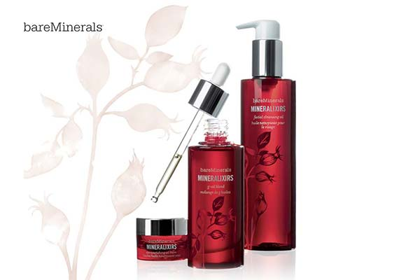 New in bareMinerals Mineralixirs