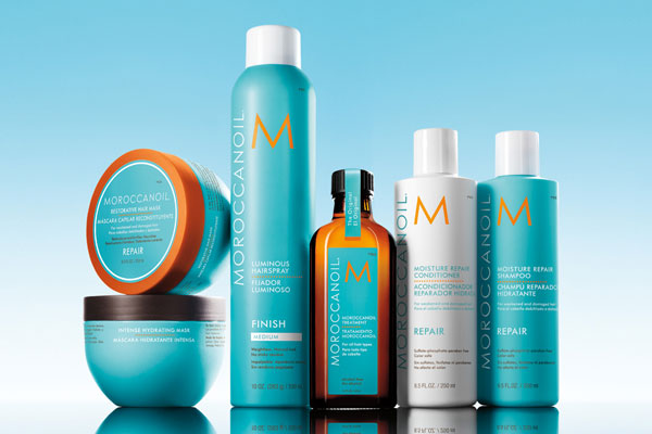 Award winning haircare