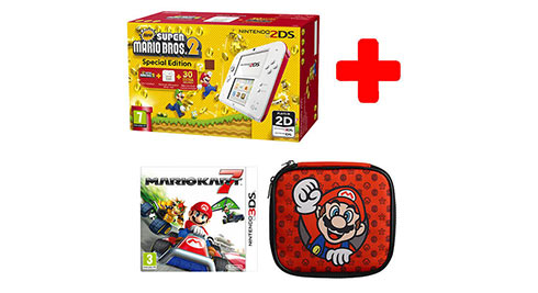 Super Mario Double Pack