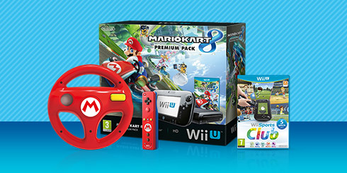 Wii U Family Pack