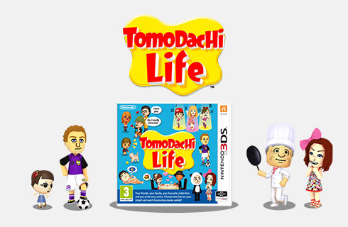 Tomodachi Bundles