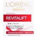 Crema de ojos reafirmanteDermo Expertise Revitalift Anti-Wrinkle + Firming Eye Cream de L'Oreal Paris (15 ml)