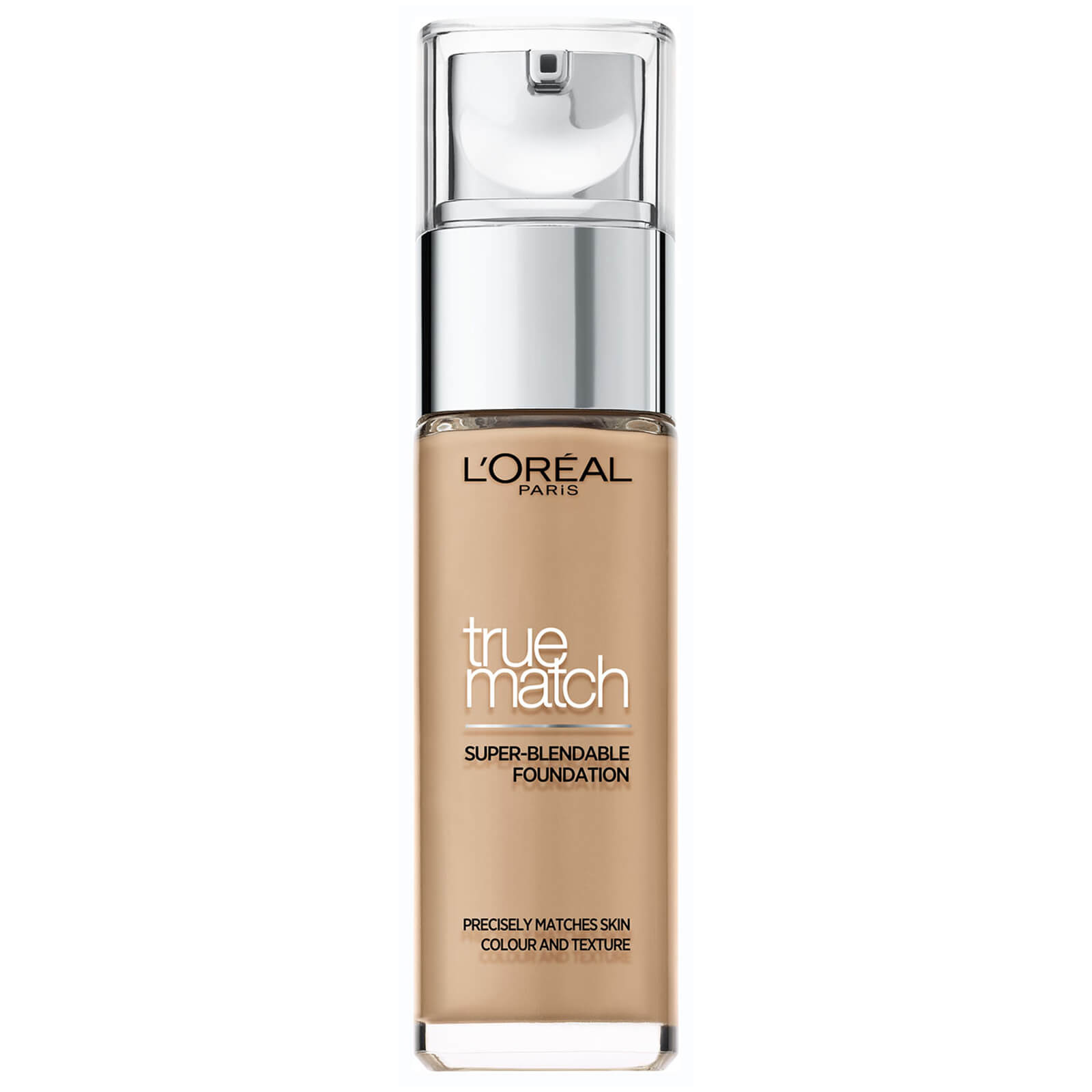 L Oreal Paris True Match Liquid Foundation With Spf And Hyaluronic Acid 30ml Various Shades Lookfantastic