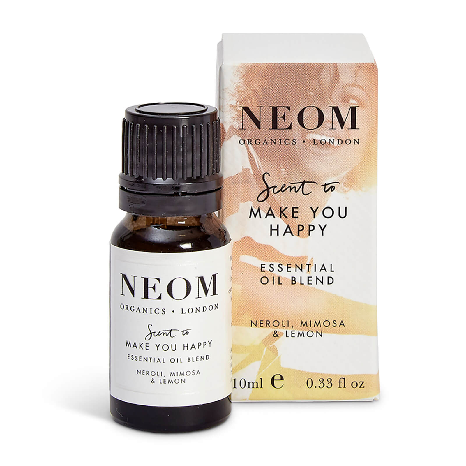 Neom Scent To Make You Happy Essential Oil Blend 10ml Lookfantastic