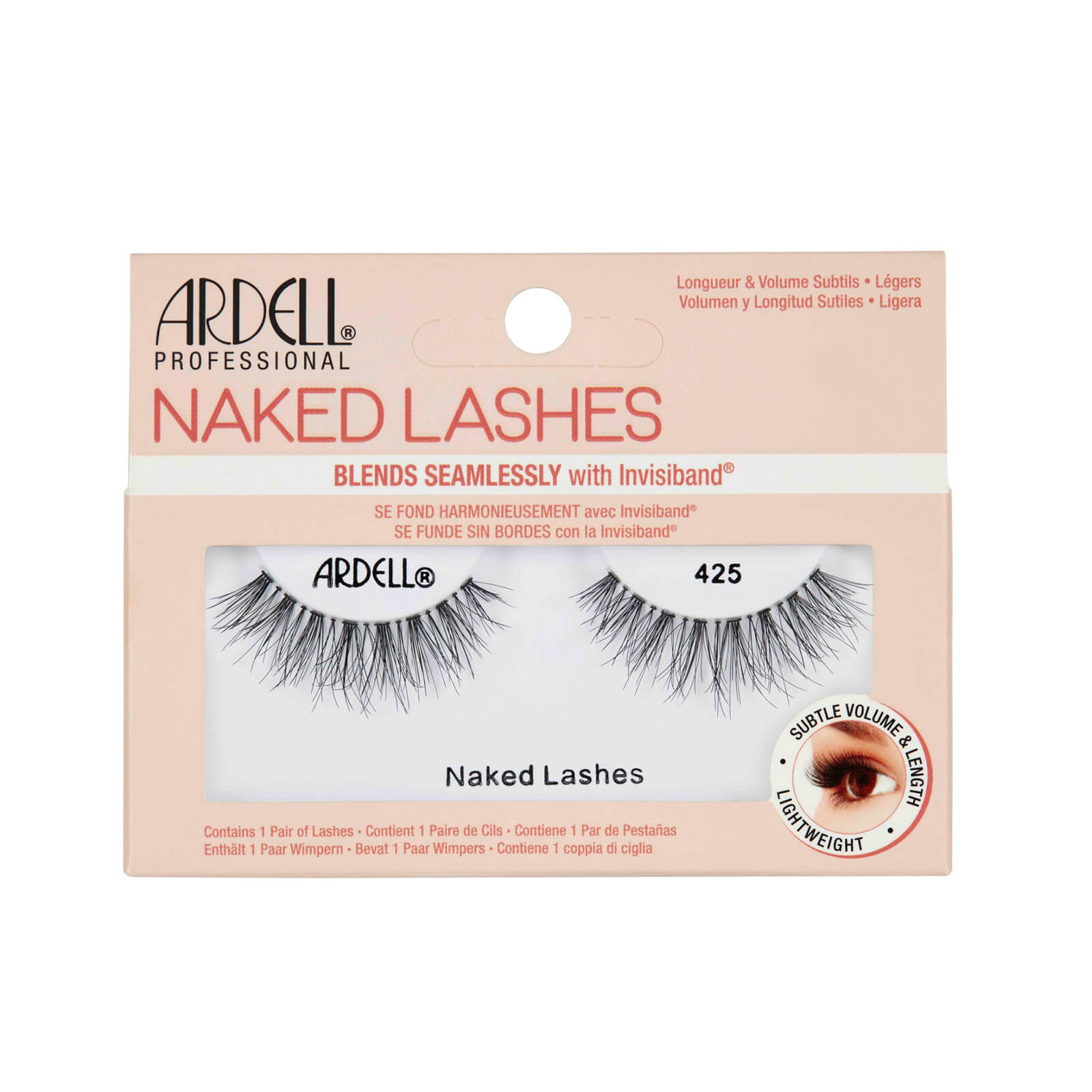 Ardell Naked Lash - 425 - LOOKFANTASTIC