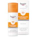 Creme Protetor de Rosto FPS 50 Sun Fluid Face da Eucerin® 50 ml