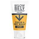 Below the Belt Grooming Fresh and Dry Balls - Sport 75ml