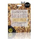 Masque-tissu Gold Foil Oh K! 24ml