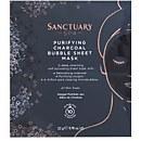 Mascarilla Charcoal Bubble Sheet Mask de Sanctuary Spa 22 g