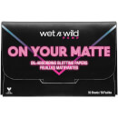 wet n wild on Your Matte Oil Absorbing Blotting Papers