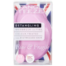 Tangle Teezer Fine & Fragile Detangling Hairbrush - Pink Dawn