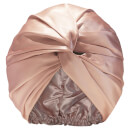 Slip Pure Silk Turban - Pink