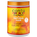 Cantu Shea Butter for Natural Hair Coconut Curling Cream – Salon Size 25 oz